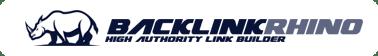 Backlink Rhino Logo