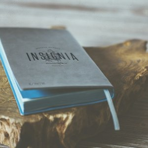 Light Blue Notebook