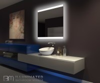 Know the best Backlit Bathroom Mirrors  Backlit Mirror