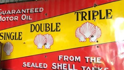 Shell single double triple