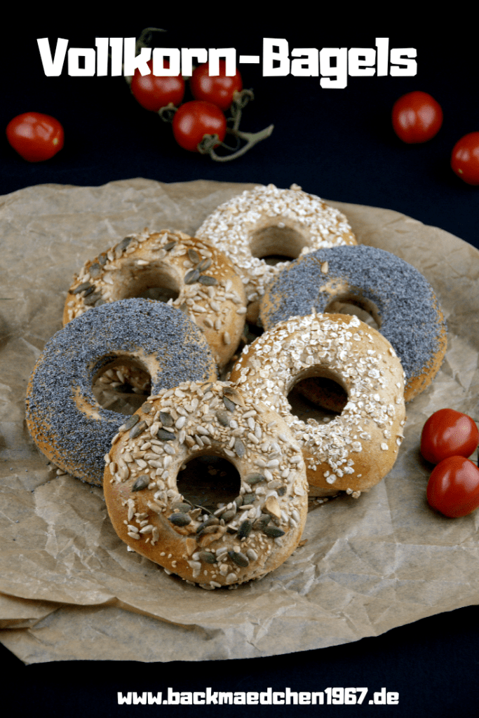 Vollkorn Bagels