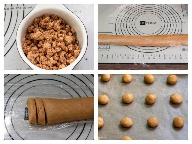 Toffee Kekse