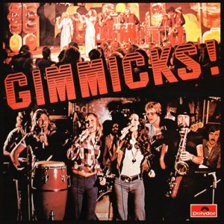 Gimmicks ‎– Music Is What We Like To Play