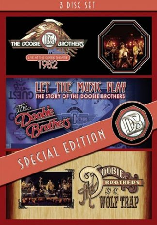 Doobie Brothers Special Edition 3 disc set