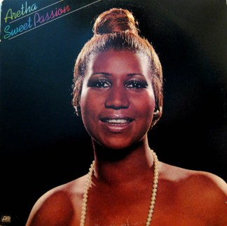 LP Aretha Franklin Sweet Passion