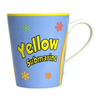 Beatlesmugg Yellow submarine