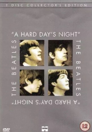 DVD The Beatles A Hard Days Night Collectors edition