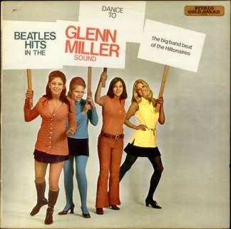 Dance to the Beatles hits in the Glenn Miller Sound