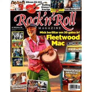 Rockn´roll magazine 1 2018