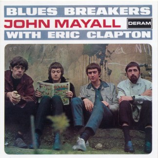 CD John Mayall with Eric Clapton Bluesbreakers