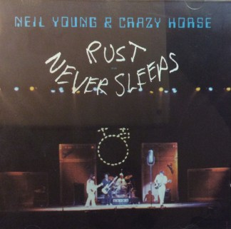 CD Neil Young & Crazy Horse Rust never sleeps