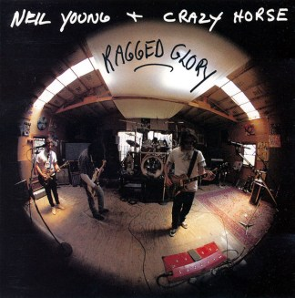 CD Neil Young & Crazy Horse Ragged Glory