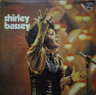 This is Shirley Bassey