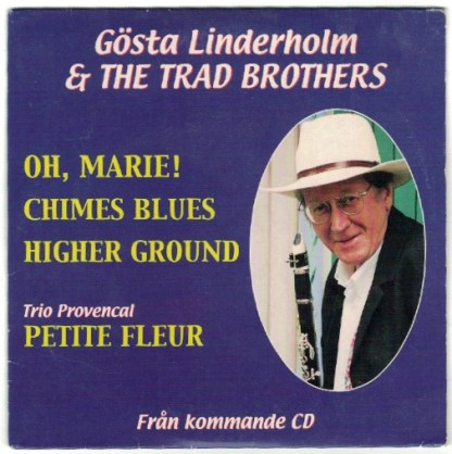 CD-EP Gösta Linderholm & the Trad brothers