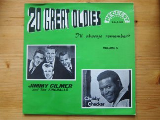 20 Great Oldies I'll Always Remember Volume 5