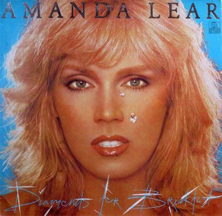 Amanda Lear Diamonds for breakfast