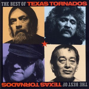 CD Texas Tornados The best of