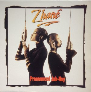 CD Zhané Pronounced Jah-Nay