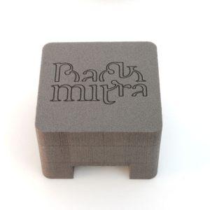 BackMitra Pillow Grey