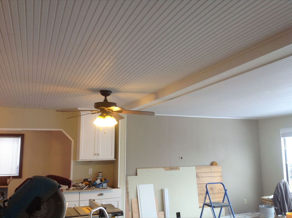 Dress your ceiling up with WindsorONE TG  WindsorONE