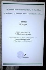 The Plot ICCA poster