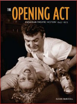 Image: Cover of The Opening Act