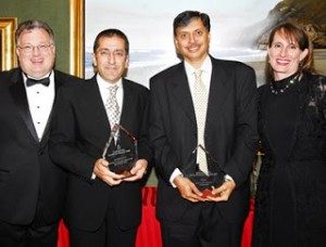 iGATE receives RBC's Outsourcing Excellence Award