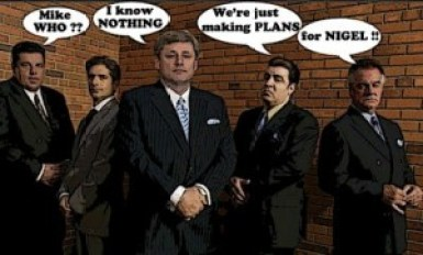 Altered image: Stephen Harper and The Sopranos