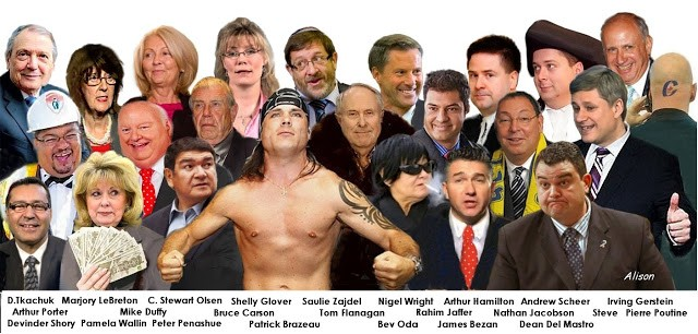 """Conservative Party""""luminaries"""""""