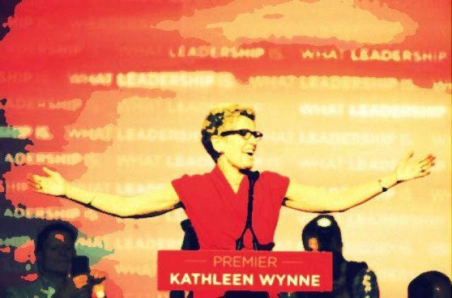 Kathleen Wynne acceptance speech