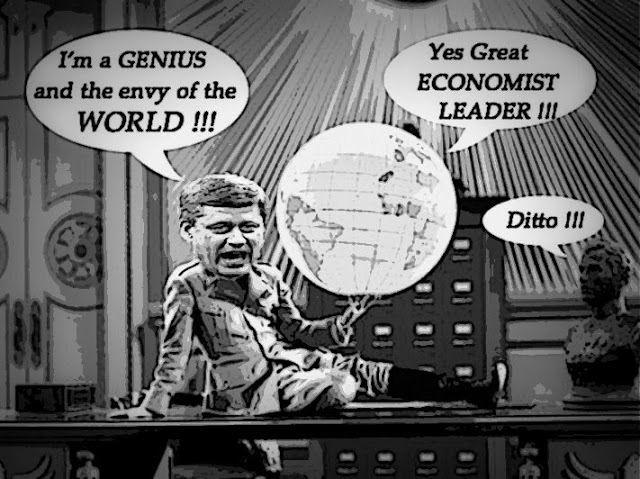 Cartoon: Harper as dictator