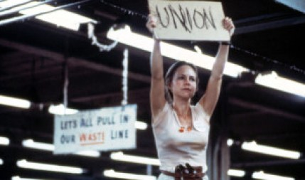 """Scene from """"Norma Rae"""""""