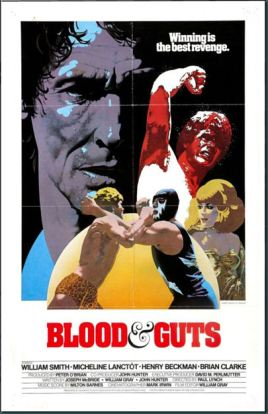 """""""Blood and Guts"""" poster"""