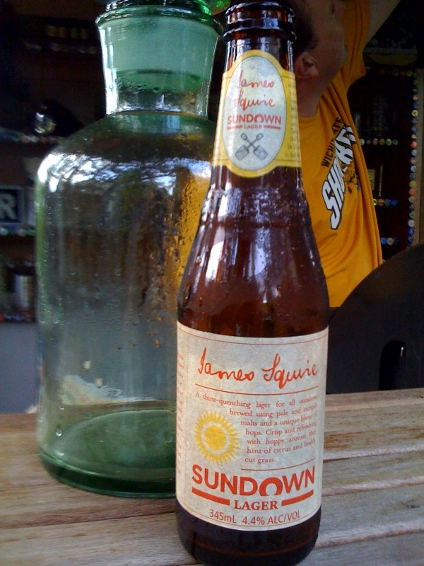 Sundown Lager