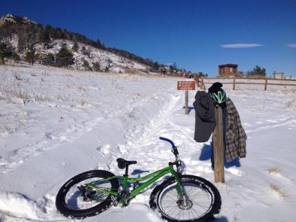 BPR Roaming: Cjell and SnowBiking
