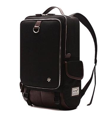Fashion Canvas Retro Travel Backpack Backpack Black