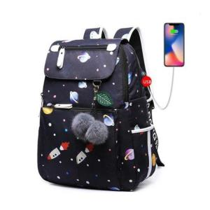 Fashion Printed Women Backpack Backpack 2