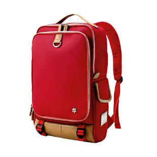 Fashion Canvas Retro Travel Backpack Backpack Red