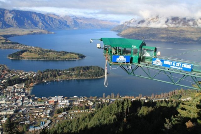 Backpack-nz - bungy backpacking new zealand