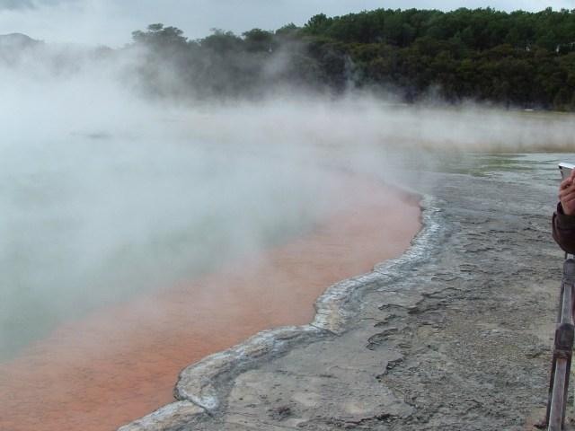 Geothermal Rotorua new zealand