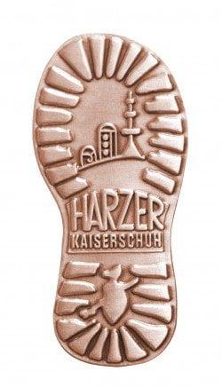 Wanderabzeichen Harzer Kaiserschuh