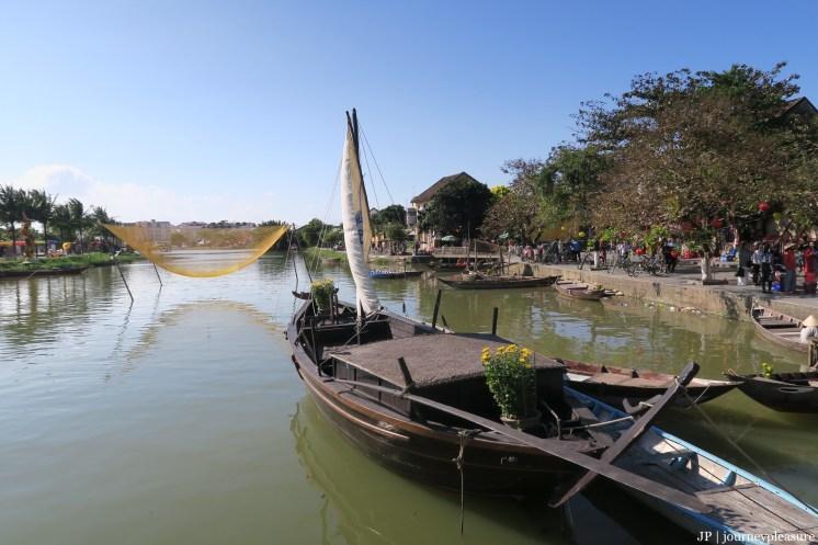 Hoi An – Thu Bon Fluss
