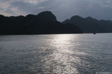 Cat Ba / Halong Bay - Sonnenuntergang