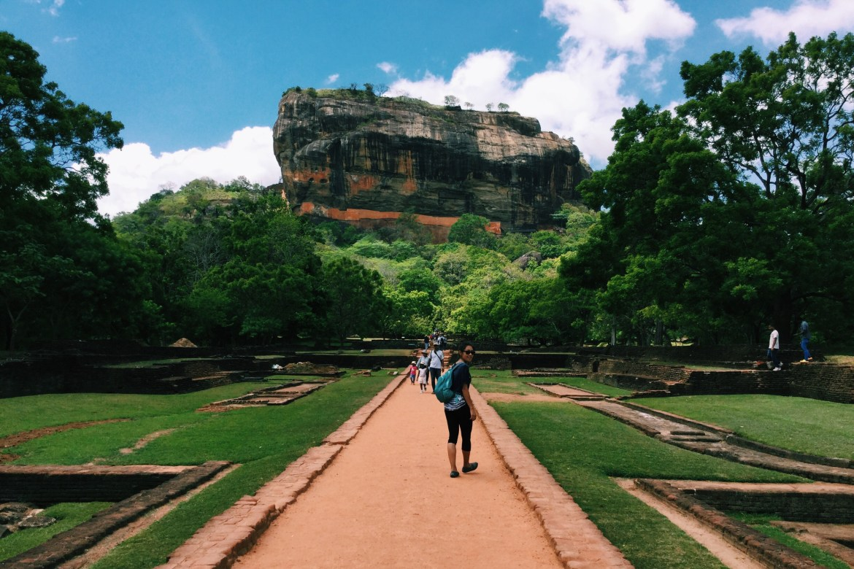 Sigiriya Rock | Sri Lanka