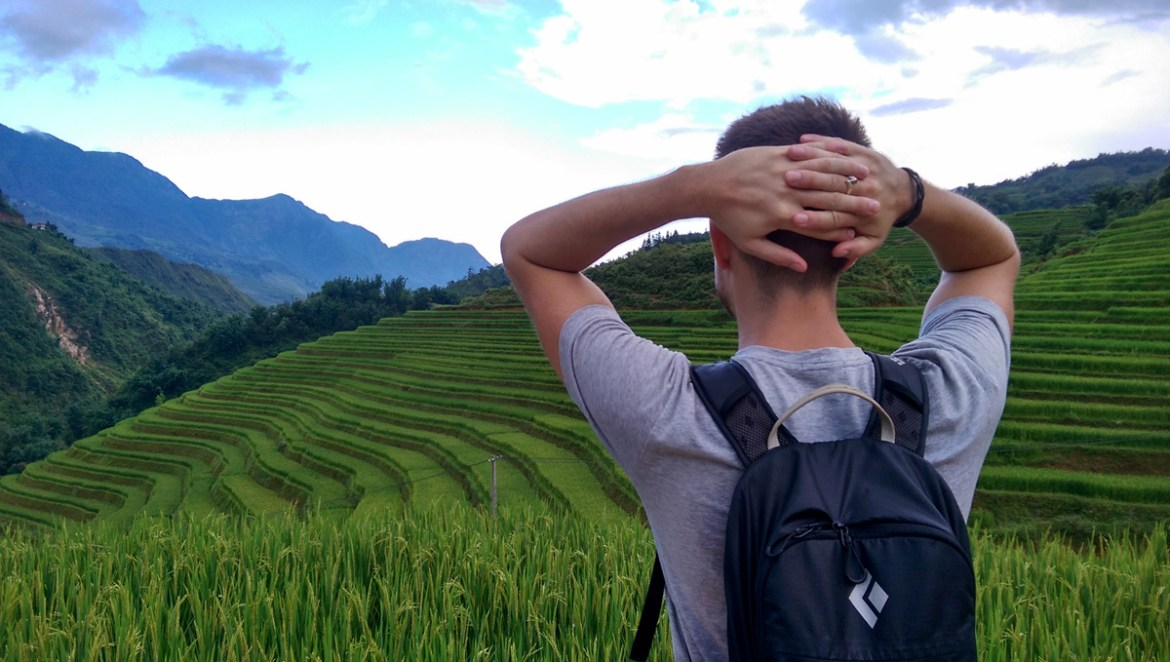 So you're on a budget and you want to go trekking in Sapa, North Vietnam? It's easy to trek Sapa without a guide! Here are some tips for hiking solo.