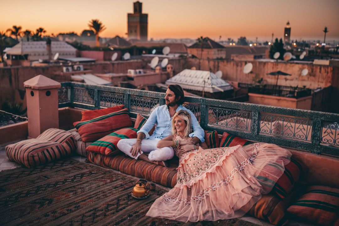 Our 5 favourite Riads in Marrakesh