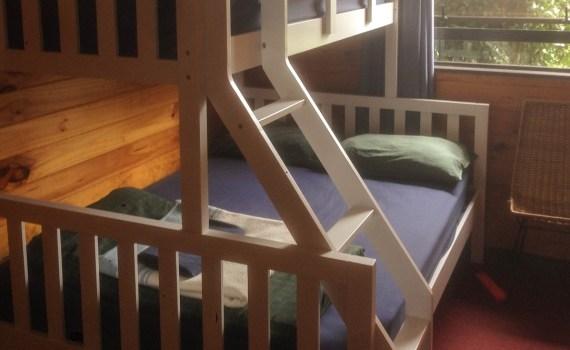Couchsurfing Bett in Neuseeland