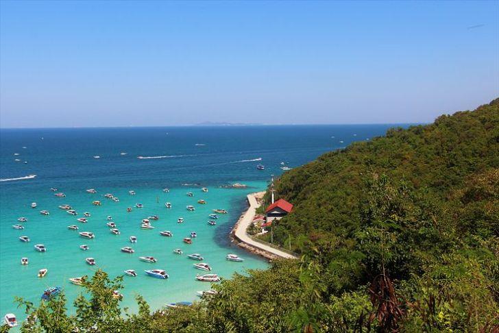 アジアを代表するビーチリゾート「パタヤ」