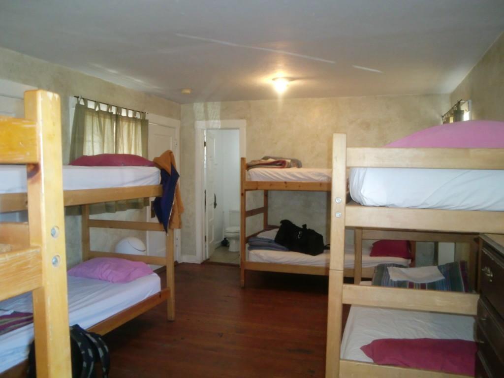 フラッグスタッフで泊まったユースホステル