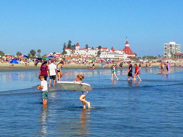 サンディエゴの歴史ある高級リゾート「コロナド」